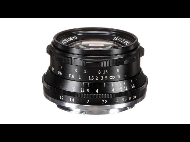 7Artisans 35mm 1 2 long term review
