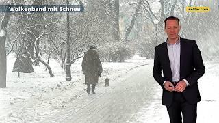 Wetter heute: Die aktuelle Vorhersage (12.02.2019)