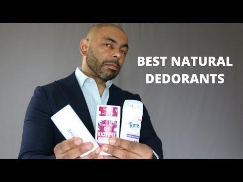 Best Natural Deodorant/Native Vs. Tom's Vs. Schmidt's