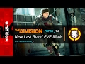The Division 1.6 | New Last Stand PVP Mode Gameplay [ PTS ] 🎮