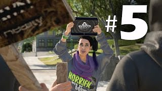 Watch Dogs 2 Gameplay Walkthrough Part 5 - False Profits! PS4 Pro