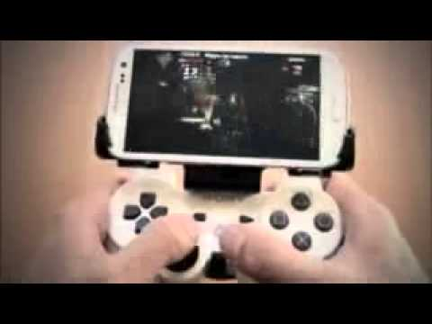 how to connect ps3 controller to iphone