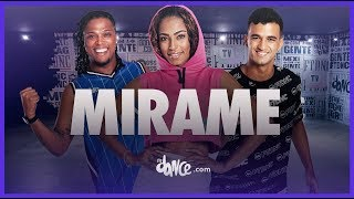 Mirame - Nio Garcia, Rauw Alejandro, Lenny Tavarez  Fitdance Life Coreografía