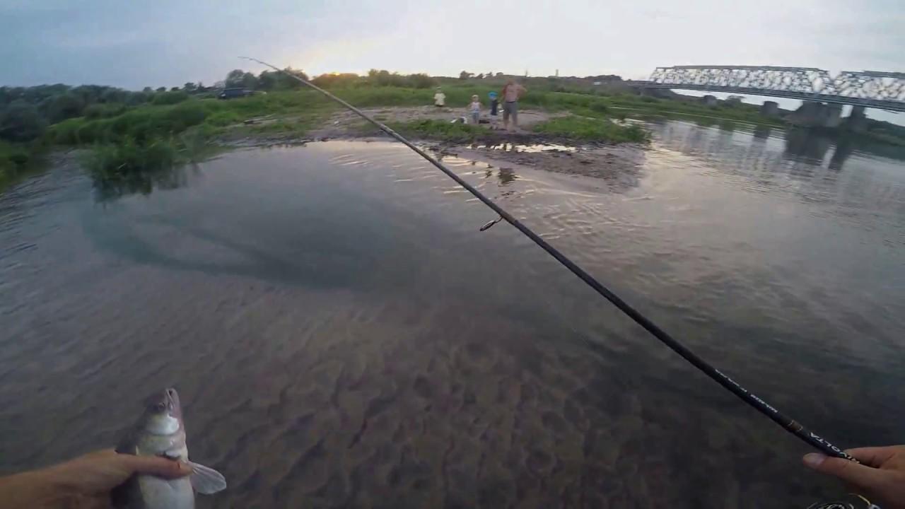 Места рыбалки — Каширское шоссе