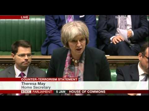 Home Secretary vs Shadow Home Secretary