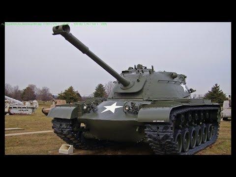M-48 Patton.