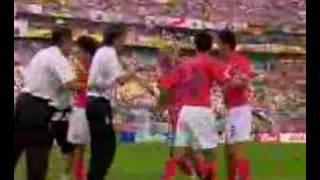 20060613 世界盃 南韓 vs 多哥 (李天秀)