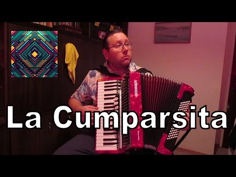 La Cumparsita (Komparsita) - Accordion - Murathan