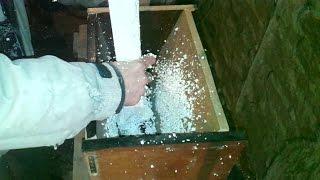 видео Как сделать дробилку для пенопласта