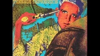 Eddie And The Hot Rods - Teenage Depression (LP) [ILPS 9457]