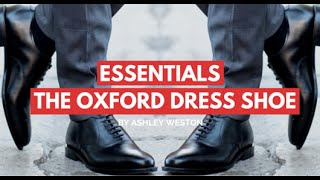 The Oxford Dress Shoe - Men