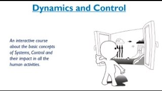 Dynamics and Control | UPValenciaX on edX | Course About Video thumbnail