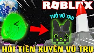 Roblox | The OTHER MOON COSMIC EGG OPEN MONEY-TAINTED 🐾 Pet Simulator! | Kia Breaking