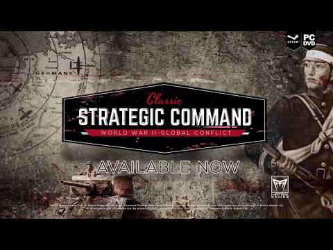 Strategic Command Classic WWII: Global Conflict - Matrix Trailer