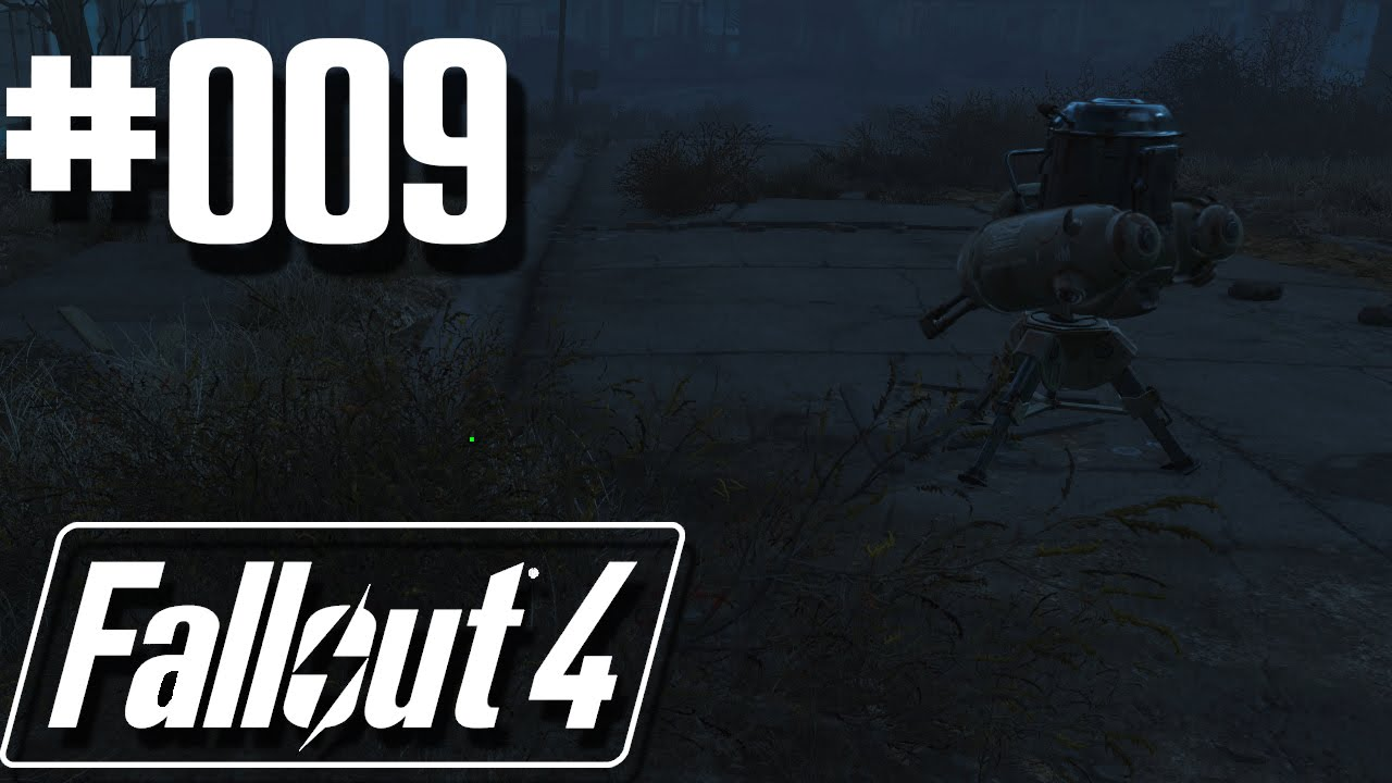Lets Play Fallout 4 009 Weiterbau Der Siedlung In Sanctuary