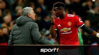 Paul Pogba äußert sich zu Gerüchten um Abschied von Manchester United   SPORT1 - TRANSFERMARKT