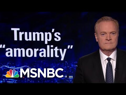 Lawrence: Trump 'Amorality' Led Cabinet To Consider Invoking 25th Amendment   The Last Word   MSNBC
