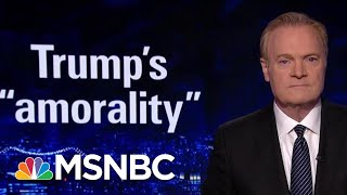 Lawrence: Trump 'Amorality' Led Cabinet To Consider Invoking 25th Amendment | The Last Word | MSNBC