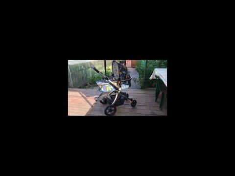 Плюсы и минусы люльки от коляски  Cosatto Ooba. Спустя 6 месяцев использования