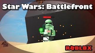 Roblox Let's Play: Star Wars Battlefront