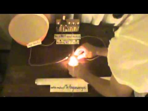Cold Electricity   Zero Point Radiant Energy Demo