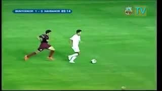 superliga-2018. game week-25. Bunyodkor - Navbahor. Match preview.