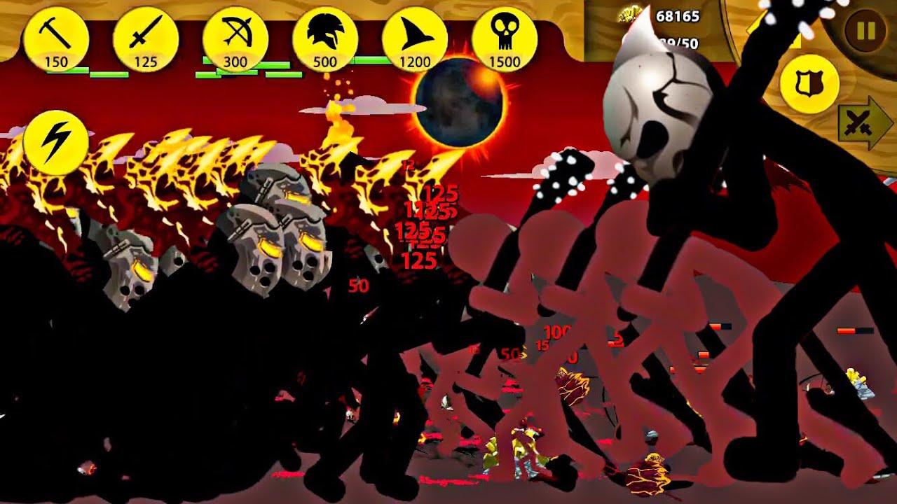 Stick War Legacy – Người Que Khổng Lồ Đánh Nhau Người Que Hoàng Đế Lộ Diện