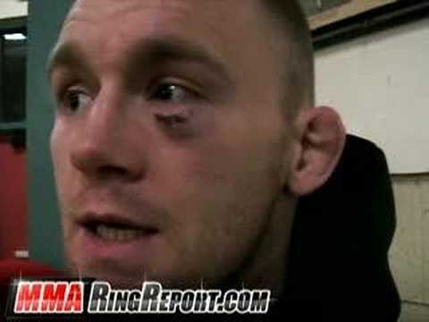 MMA Fighter Thomas Schulte