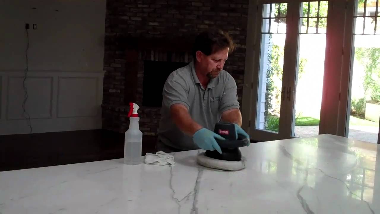 charming how to hone marble #1: Honing Etched Marble u0026 Sealing By Granite Shield