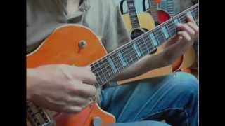 Carpenters - Top Of The World (guitar cover)
