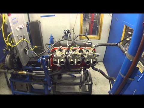 Bänkning Volvo B30 Trippla weber 45! 225hk/295Nm