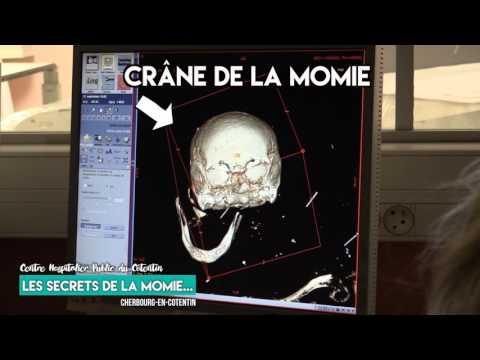 Les secrets de la momie du muséum Liais à Cherbourg - épisode 2