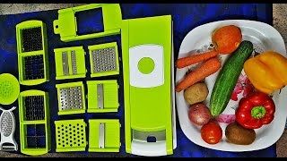 Qucik Dicer Multi purpose Vegetable and Fruit chopper