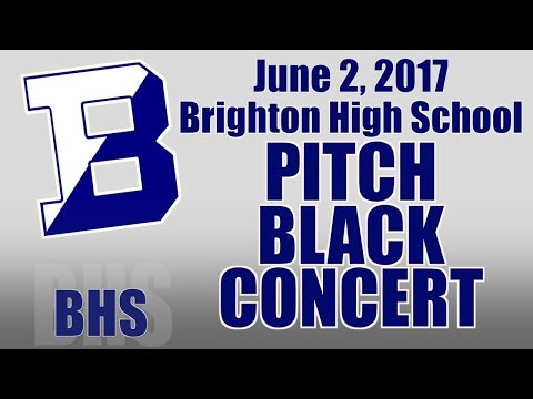 BHS Crazy Pitches - Pitch Black Concert  June 2, 2017
