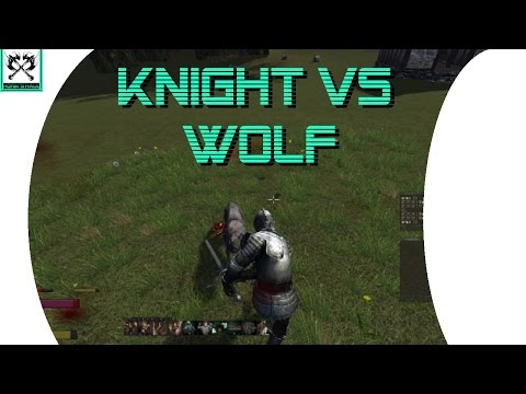 Life is Feudal - Knight vs Wolf [Early Access]