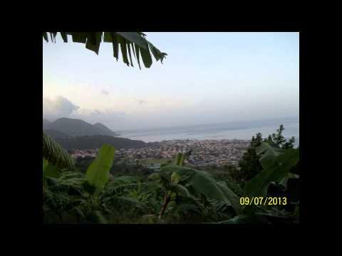 Dominica,Roseau City