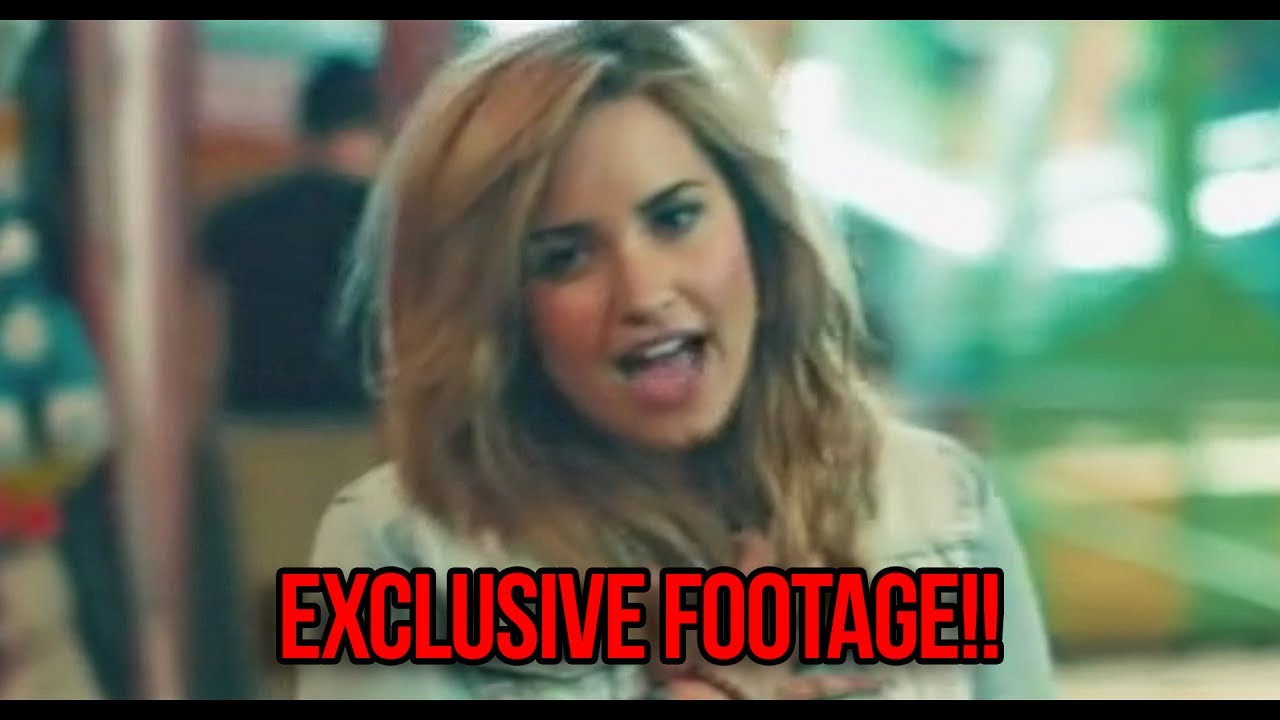 Download EXCLUSIVE Demi Lovato - Made In The USA (Unseen scenes)