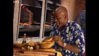 Ainsley's Butternut Squash - Ainsley's Barbecue Bible - BBC Food