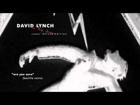 David Lynch - 'Are You Sure' (Bastille Remix)