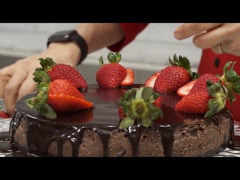 Programa Portfólio 19 05 2018 Daguia - Cheesecake de chocolate
