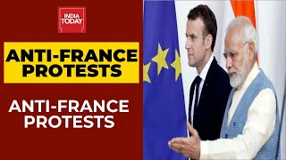 India Supports France, Why Protests Against Macron? : BJP Spokesperson Sambit Patra | BREAKING