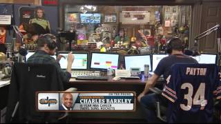 Charles Barkley on The Dan Patrick Show (Part 1) 1/27/16