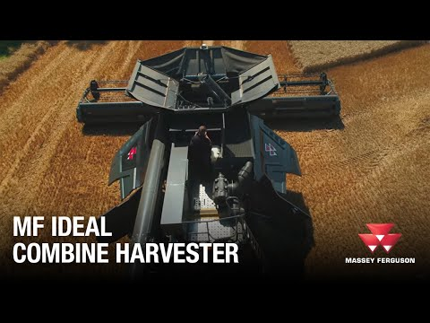 IDEAL from MF - Optimised Harvesting (English)