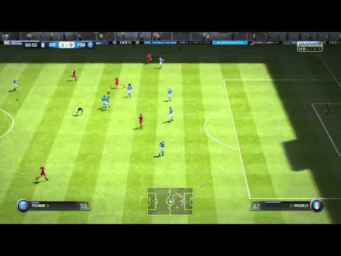 IXR Legends - Garcia Silky Dribbling Goal