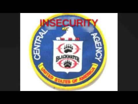 CIA --- Central Insecurity Agency