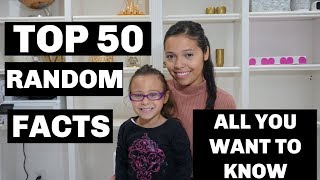 50 FACTS ABOUT ME!!! CINDY FLORES!!