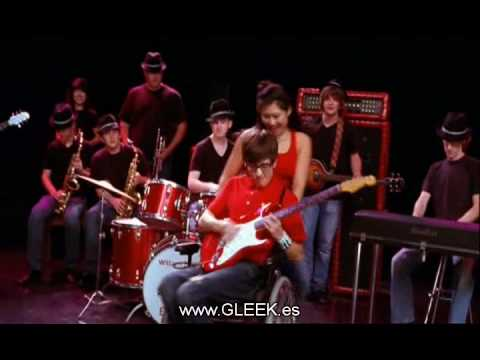 glee en neox promo 4 youtube. Black Bedroom Furniture Sets. Home Design Ideas