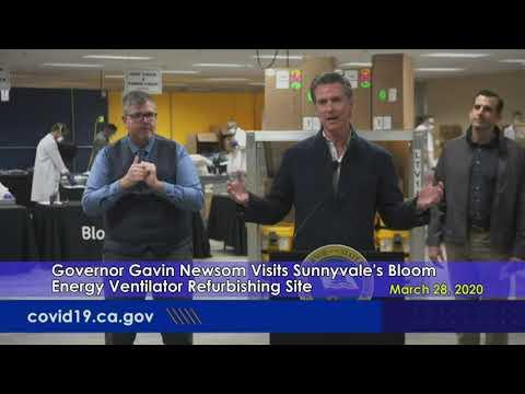 Governor Newsom's COVID-19