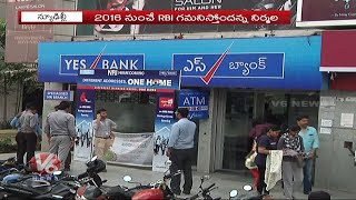 SBI Approves Exploring Investment In YES Bank | V6 Telugu News