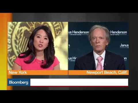 Bill Gross on U S  Dollar Policy and Bond Yields